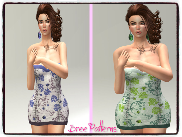 Bree Patterns collage